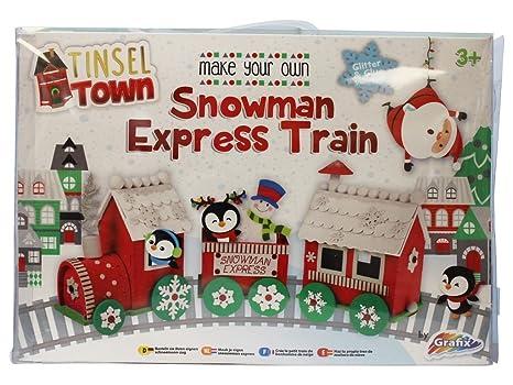 Grafix RB01-0147 - Juego de moldes para hacer tu propio muñeco de nieve