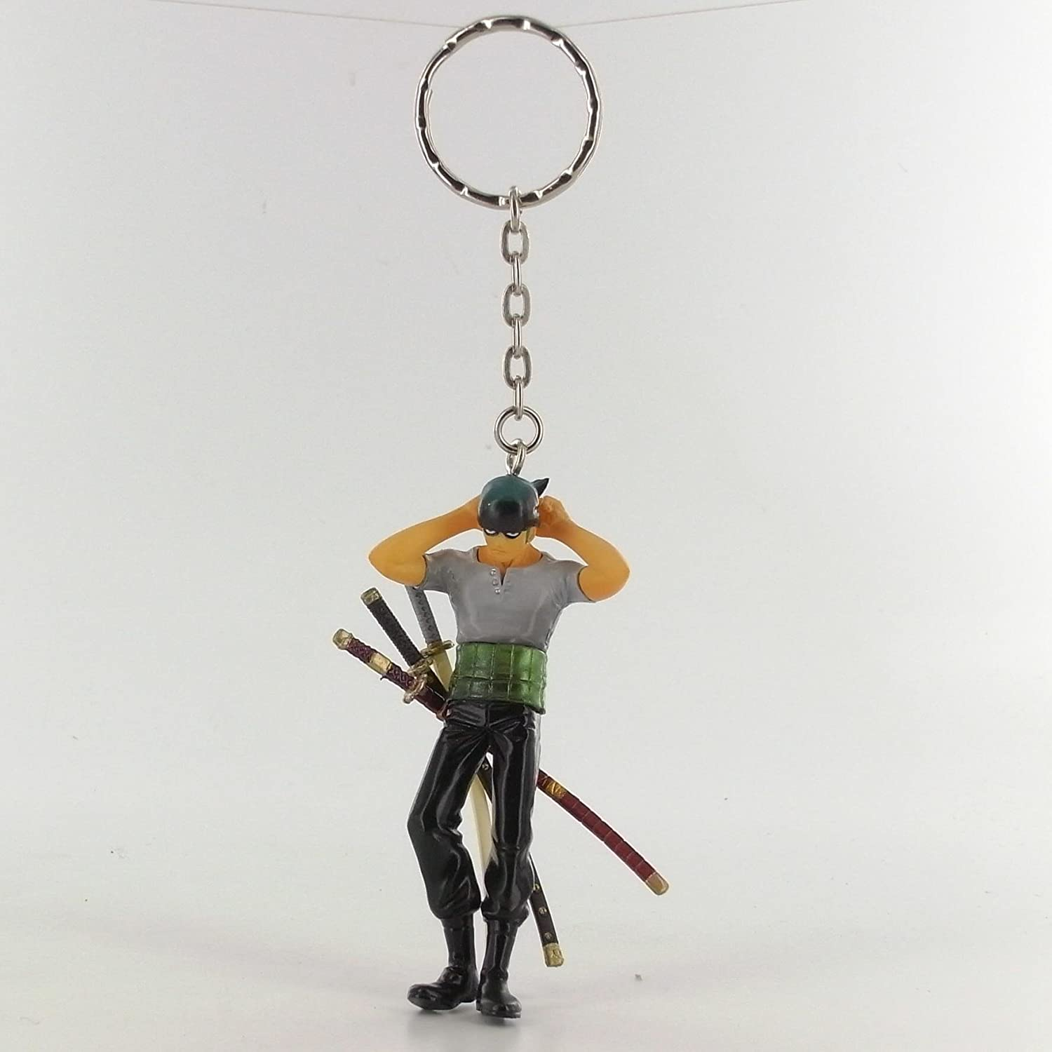 One Piece Llavero Figura Roronoa Zoro High Grade Coloring ...