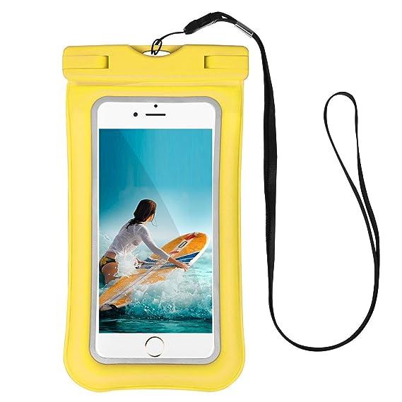 san francisco f1e16 e79d8 Amazon.com: Universal Waterproof Case Compatible Motorola Moto Z ...