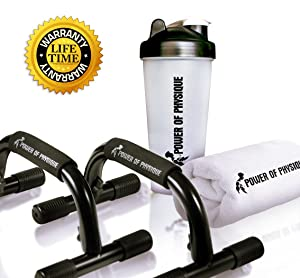 Push up Bar Training Kit By Power of Physique