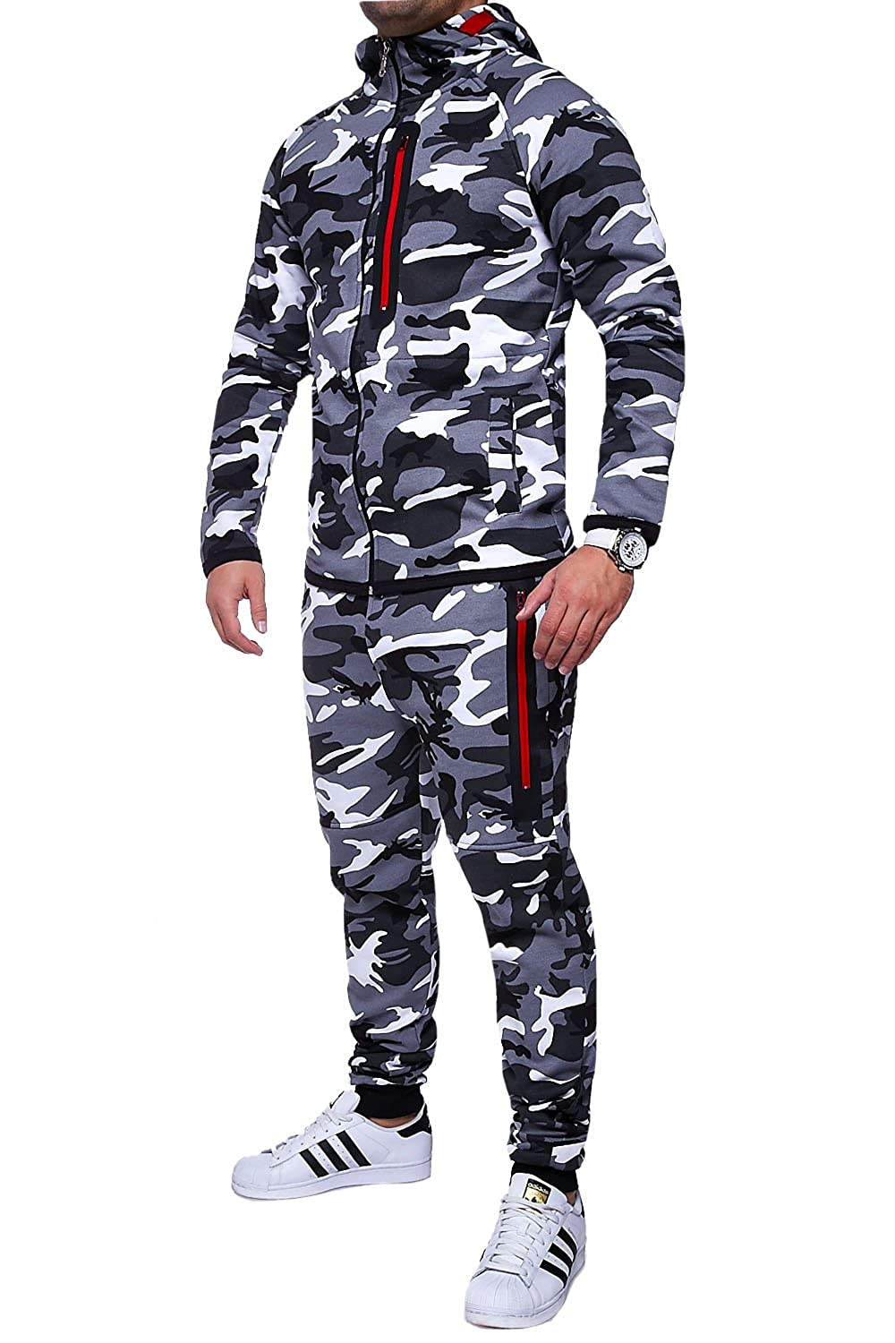 MT Styles Jogging survêtement Harlem Homme TR-5037 MYTRENDS Styles