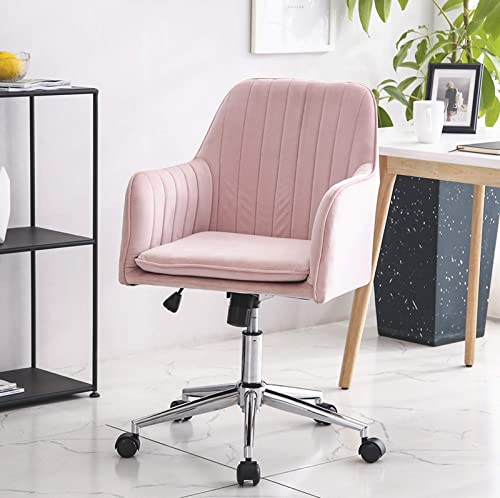 TITISKIN Velvet Home Office Chair
