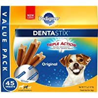 Pedigree Dentastix Small/Medium Dog Chew 45 Treats