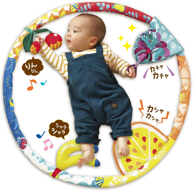 4ヶ月 5ヶ月 6ヶ月の赤ちゃんに贈るおもちゃ12選 生後半年の遊び方 Babygifts By Memoco