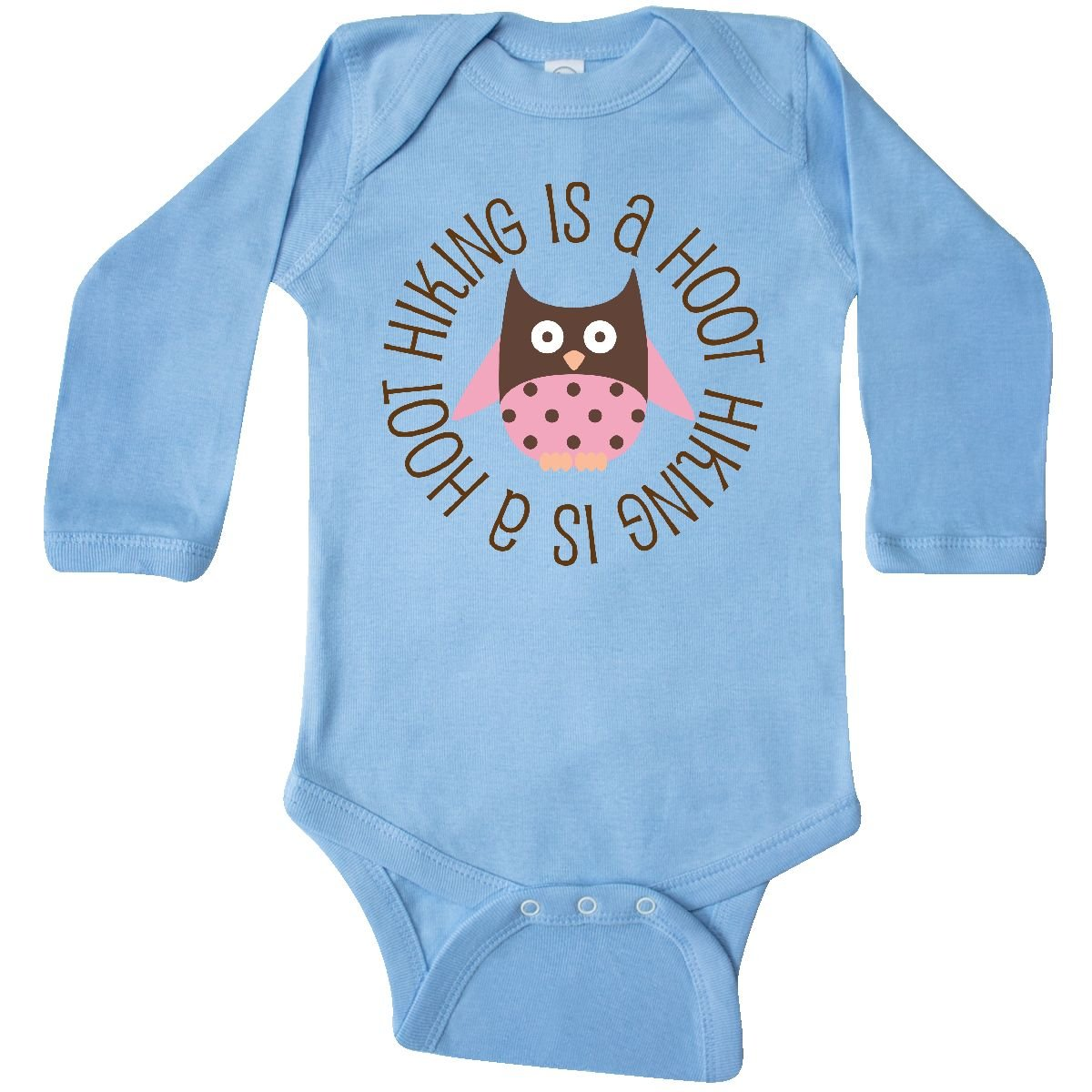 inktastic Hiking is a Hoot Toddler T-Shirt