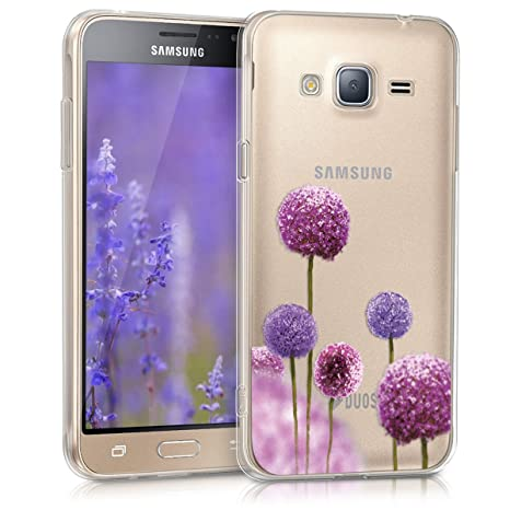 wholesale best online new york kwmobile Coque Samsung Galaxy J3 (2016) DUOS: Amazon.fr ...