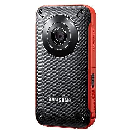 amazon com samsung hmx w300rn rugged full hd 1080p pocket rh amazon com Samsung W300 Pocket Camcorder Review Samsung Camera HMX W 300