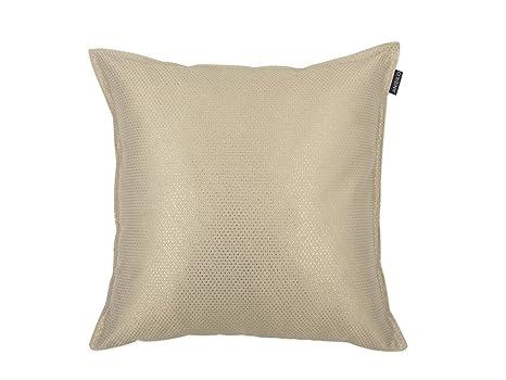 Antilo Home.- Funda de cojin Iride color Oro en medida 45x45 ...