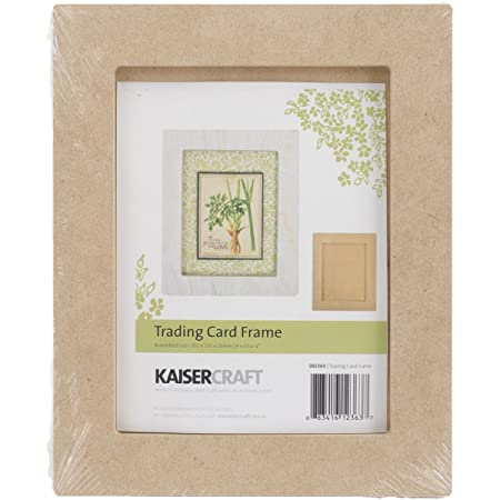Kaiser Craft Trading Card Frame: Amazon.co.uk: Kitchen & Home