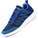 Alibress Men's Women's Casual Walking Shoes Lightweight Breathable Mesh Running Sneakers Athletic Shoes