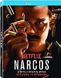 Narcos - Temporada 2 [Blu-ray]