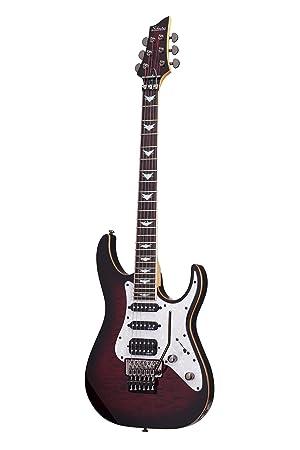 Schecter guitarra Research banshee-6 fr Extreme guitarra eléctrica de cuerpo sólido: Amazon.es: Instrumentos musicales