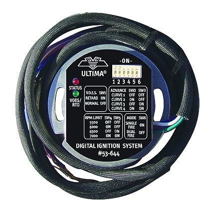 Amazon.com: Ultima¨ Single Fire Programmable Ignition Module - 53 on