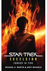Star Trek: The Original Series: Excelsior: Forged in Fire Kindle Edition