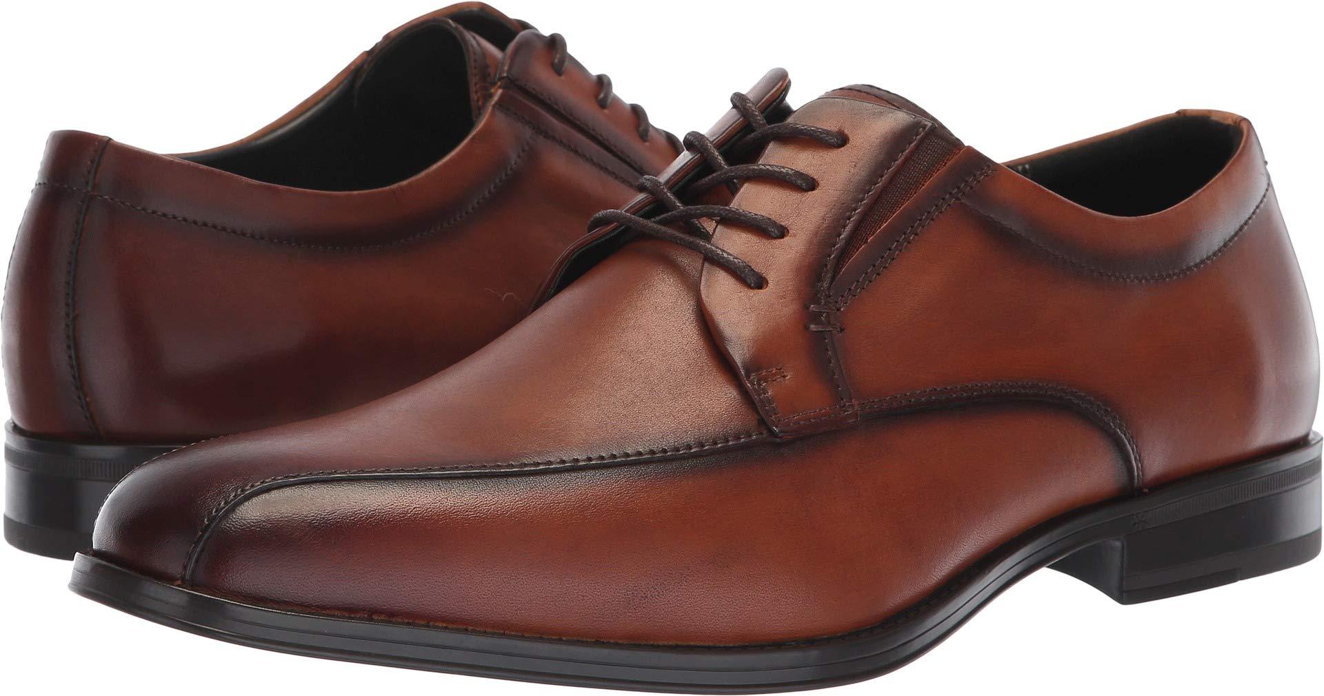 ALDO Men's Spakeman Uniform Dress Shoe, Cognac, 10.5 by ALDO