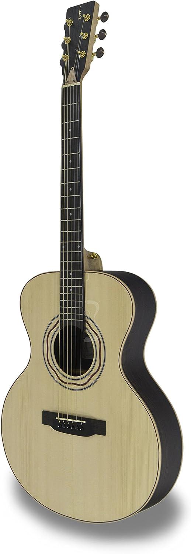 APC EA Luthier - Guitarra Acustica- modelo EA (casos incluidos)