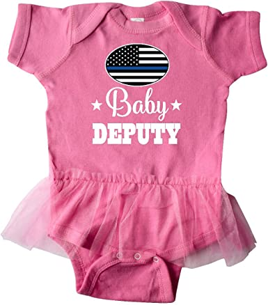 Newest Little Sheriff Baby shirt Baby Tee Baby Bodysuit One piece funny baby tee police baby Free Shipping