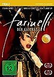 Farinelli, der Kastrat / Preisgekrönter Spielfilm über den Megastar des Barock (Pidax Historien-Klassiker)