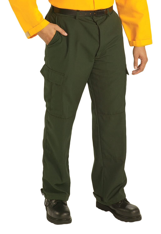 Waist Size Inseam 36 TOPPS SAFETY PA15-6075-30-36 Advance Widland Pants Spruce Green 30 30 Waist Size 7.0 oz Inseam 36
