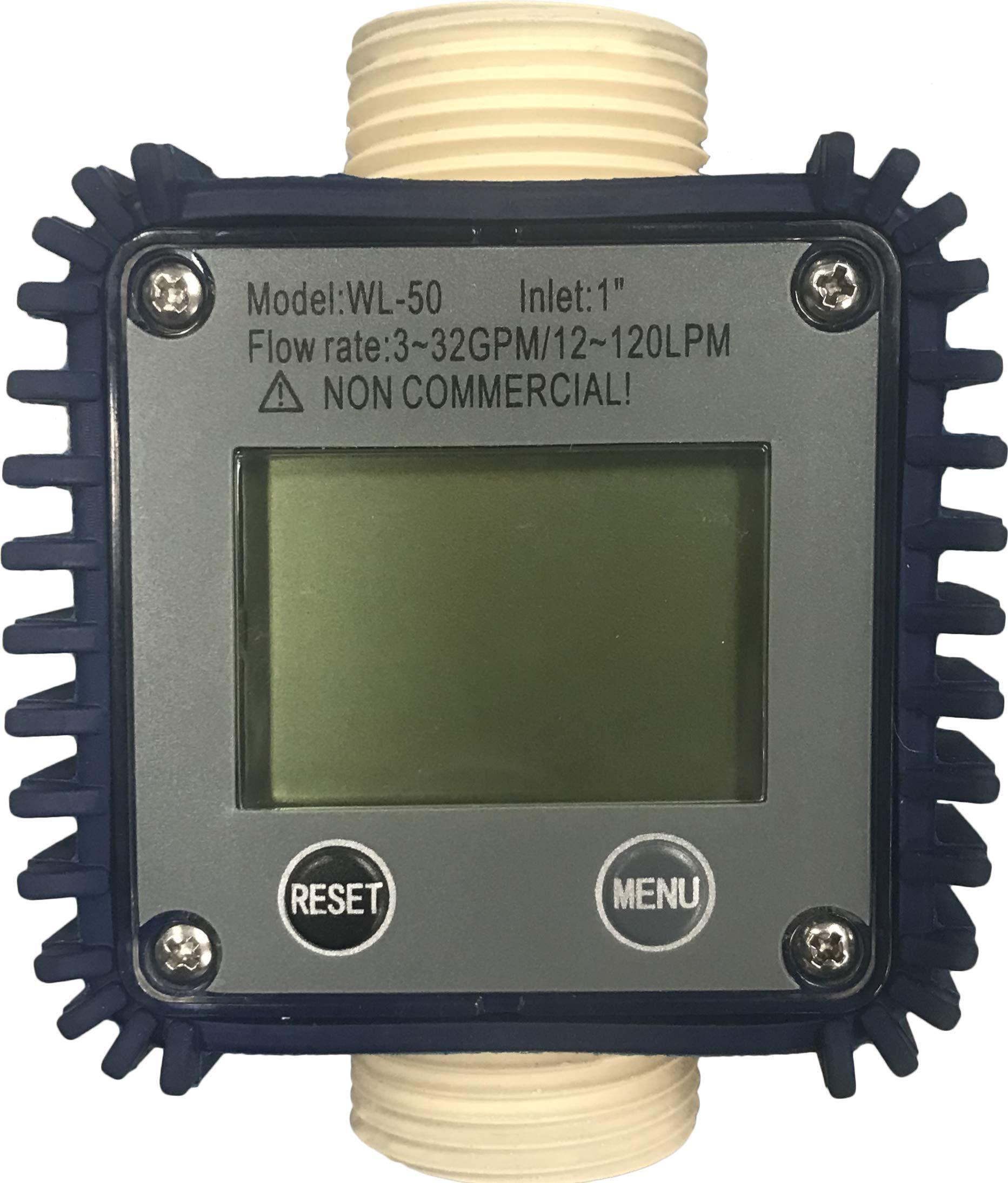 ArmorBlue Flow Meter for Diesel Exhaust Fluid (DEF)
