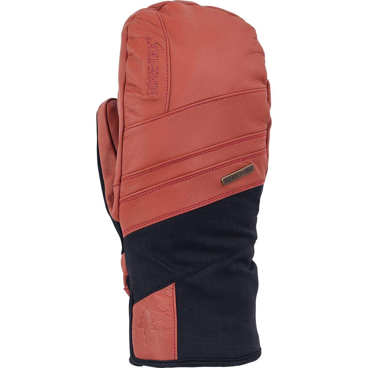 Mens Auburn Pow Gloves Royal GTX Active Mitten XL
