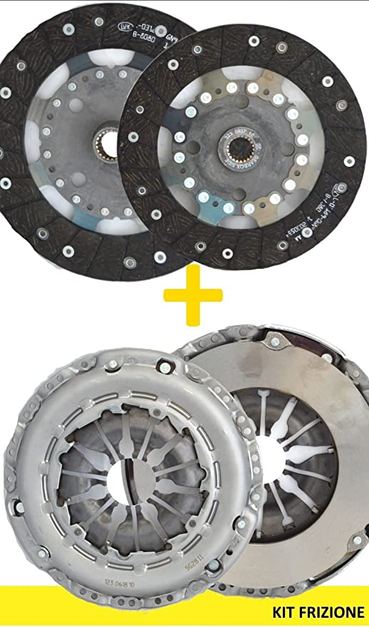 FOR DACIA DUSTER NISSAN QASHQAI RENAULT CLIO MEGANE 1.5 dCi FLYWHEEL CLUTCH KIT