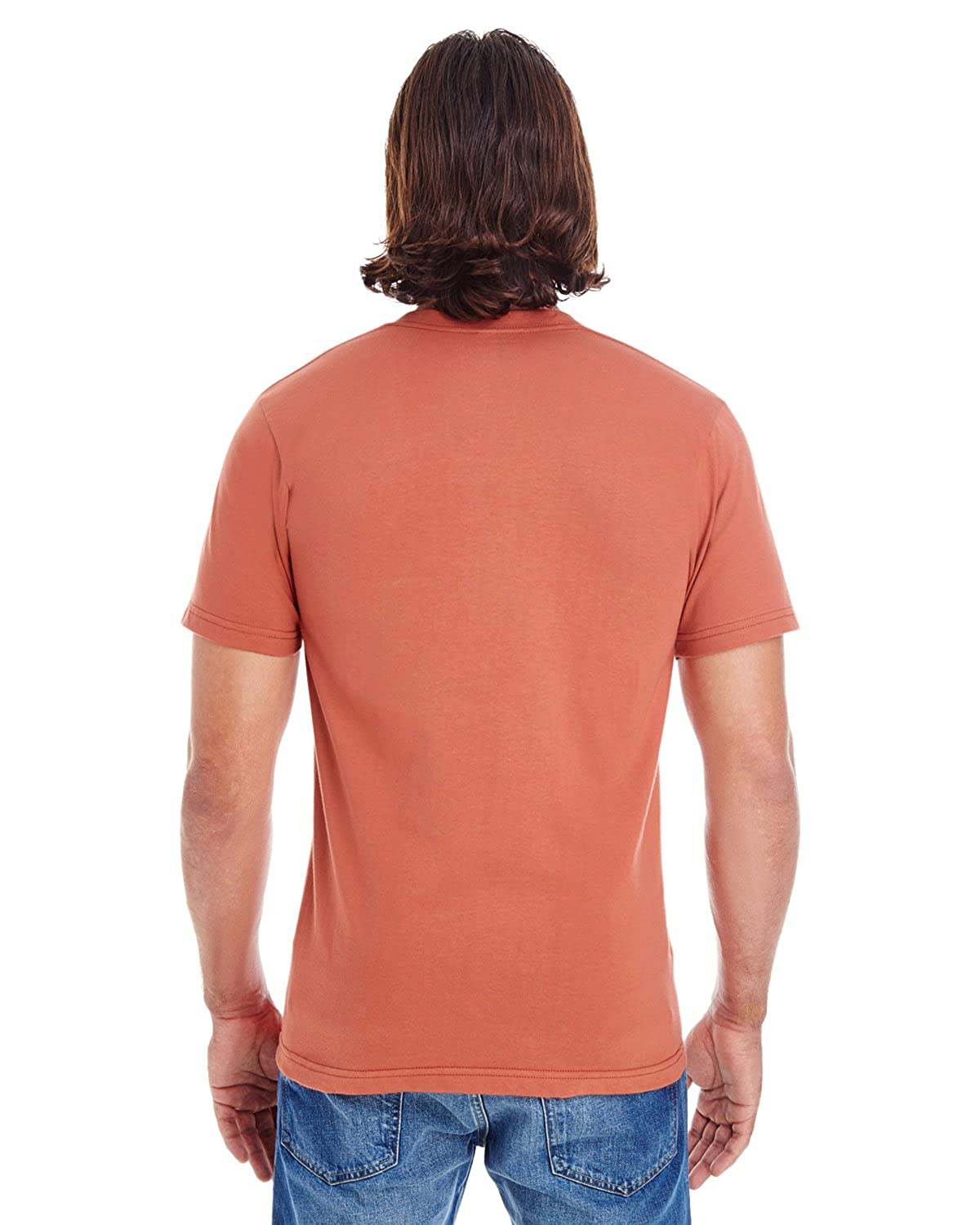 Cedar M Clementine Mens Short Sleeve Organic Cotton Tee 2001OR