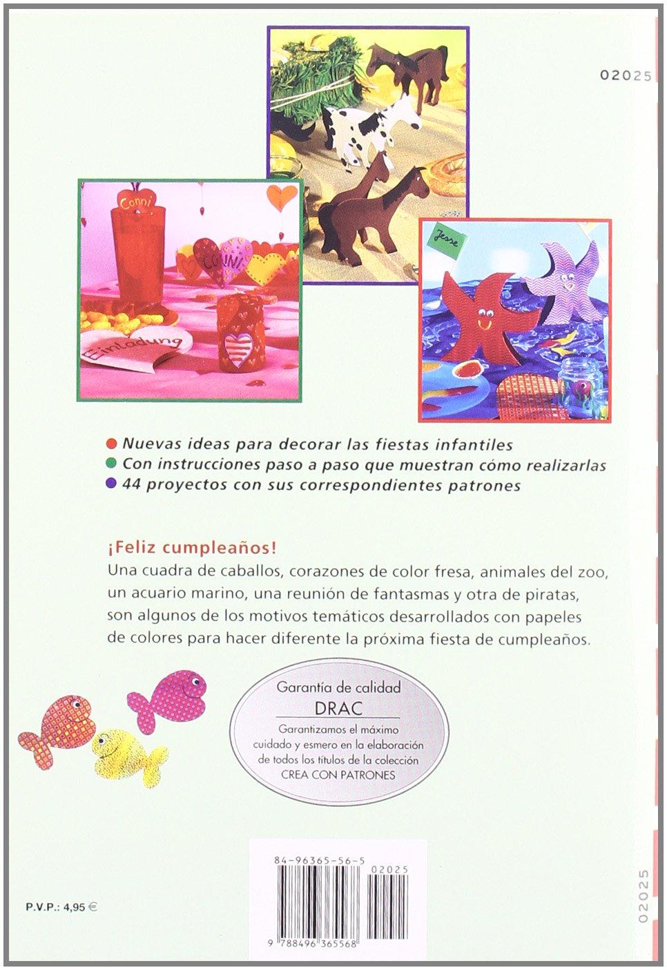 Adornar con Papel Fiestas de Cumplea?os: SYBILLE ROGACZEWSKI-NOGAI: 9788496365568: Amazon.com: Books
