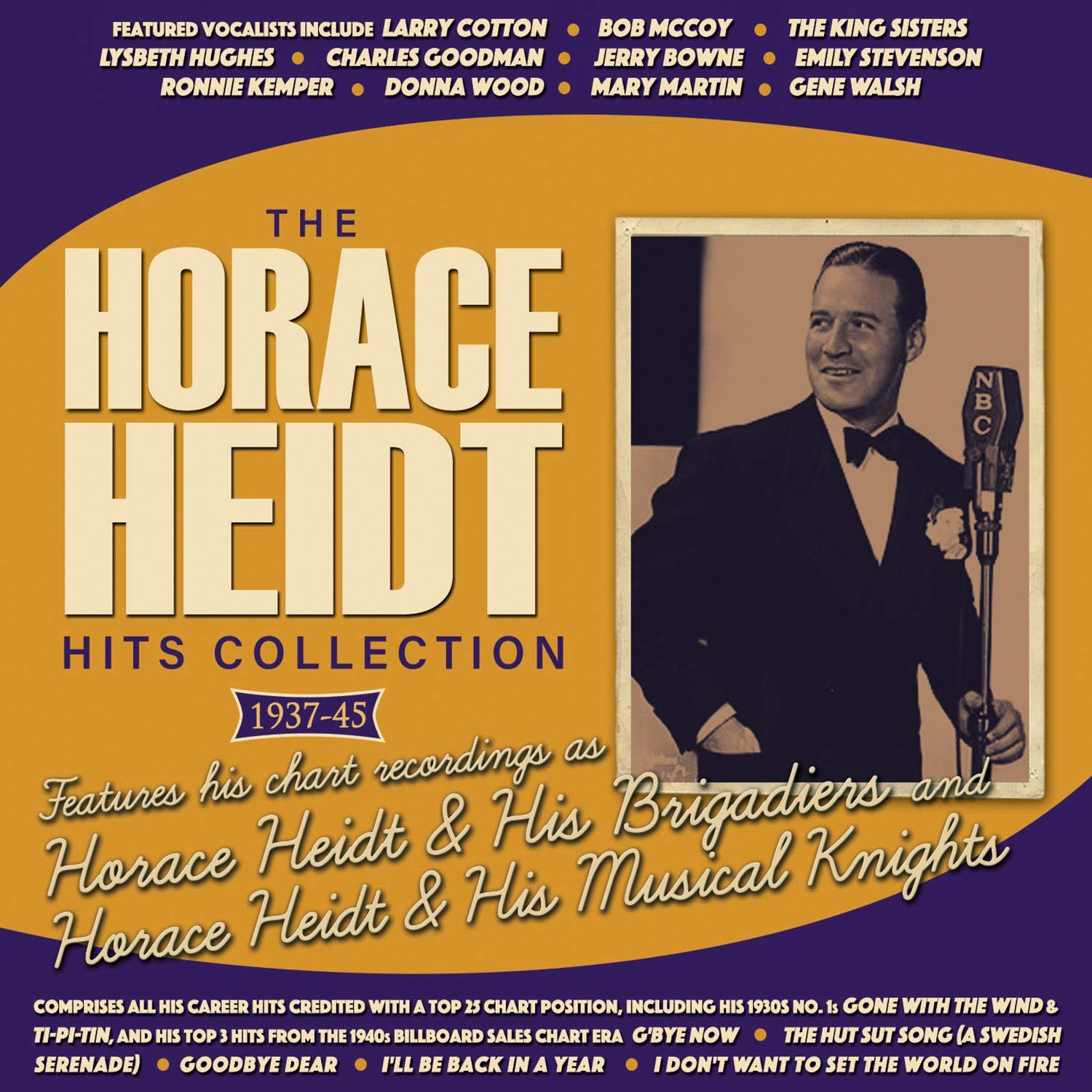 Horace Heidt Hits Collection 1937 45 Amazon Com Music