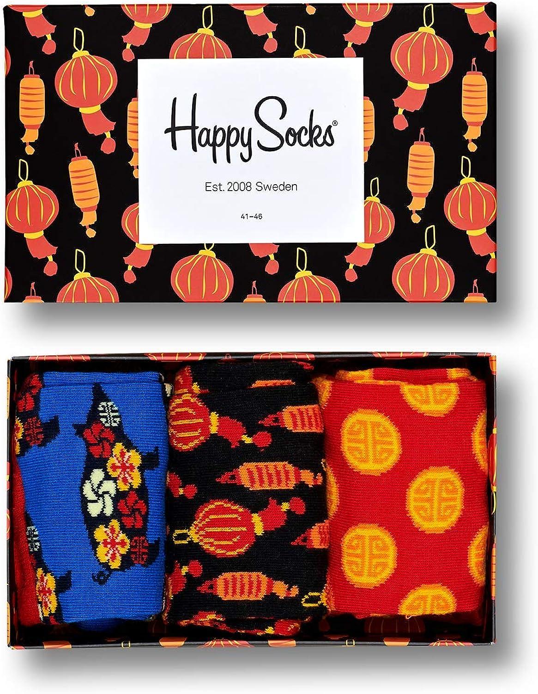 Happy Socks Festival Gift Box Calcetines para Hombre