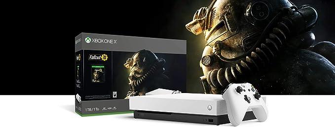 Consola 2019 Microsoft Xbox One X Robot White Special Edition de 1 ...