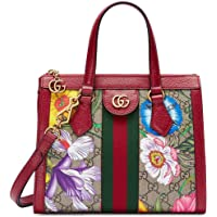 Luxury Fashion | Gucci Dames 547551HV8AC8722 Rood Leer Handtassen | Lente-zomer 20