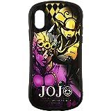 バンダイ ジョジョの奇妙な冒険 黄金の風 iPhoneXS/X(5.8インチ)対応ハイブリッドガラスケース ジョルノ jjk-21a