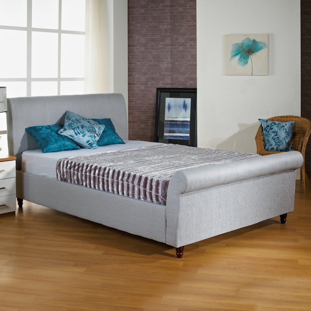 thebestwoodfurniture headboard grey frame light bed com velvet and decorate bedroom wood