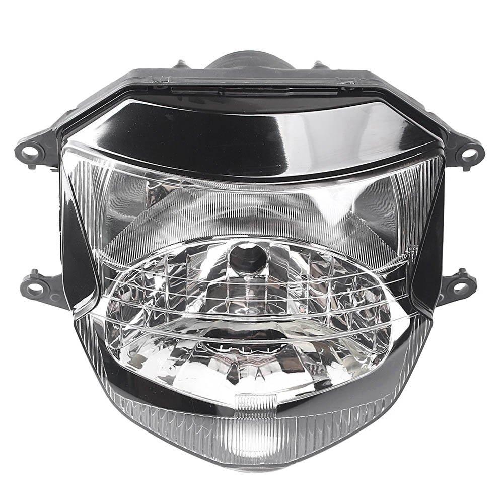 バイク 高品質 ヘッドライト カバー 電球なし 専用設計 ABS製 交換 防水 耐衝撃 耐熱 ドレスアップ カスタム 外装 パーツ ホンダ CBR1100XX 1997-2007 B07RY91QWG