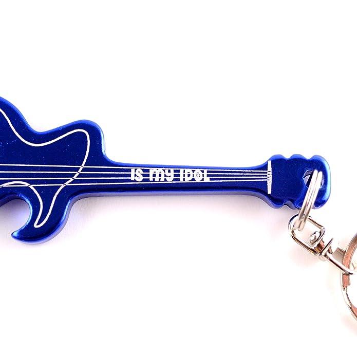 Amazon.com: American Idol Randy Jackson guitarra llavero ...