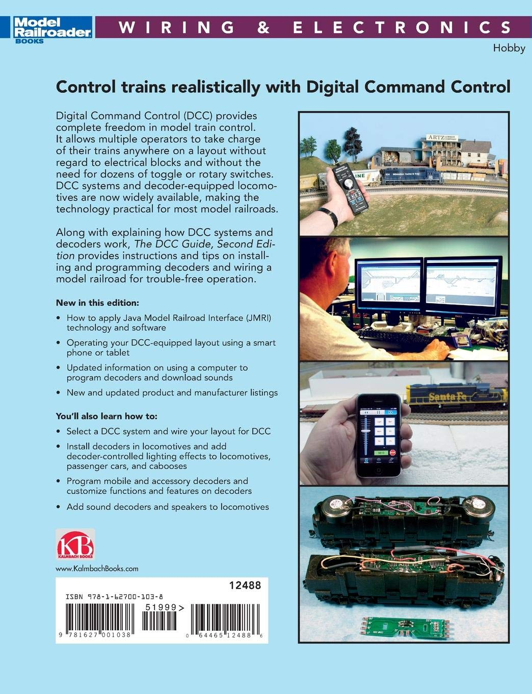 Tremendous The Dcc Guide Second Edition Model Railroader Books Wiring Wiring Digital Resources Ntnesshebarightsorg