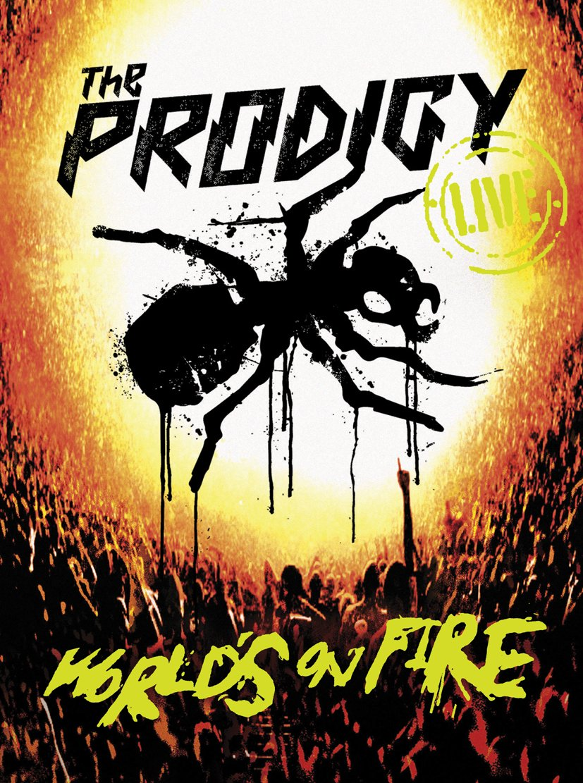 ザ・プロディジー(The Prodigy)『Worlds On Fire』