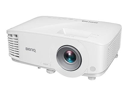 BenQ MH733 - Proyector DLP de 4000 ANSI Lúmenes, inalámbrico, Full HD, Lector USB, Control LAN, 100