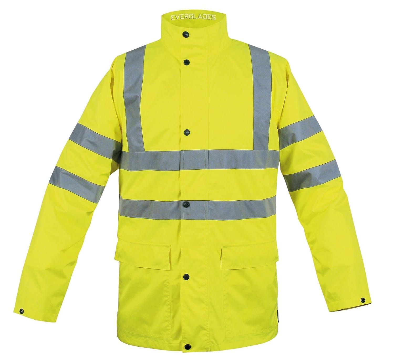 T2s VESTEEVERG1JFL - Tamaño fluorescente l chaqueta amarilla ...
