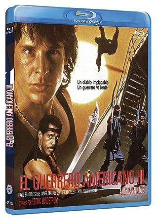 El Guerrero Americano 3 1989 American Ninja 3: Blood Huntaka ...