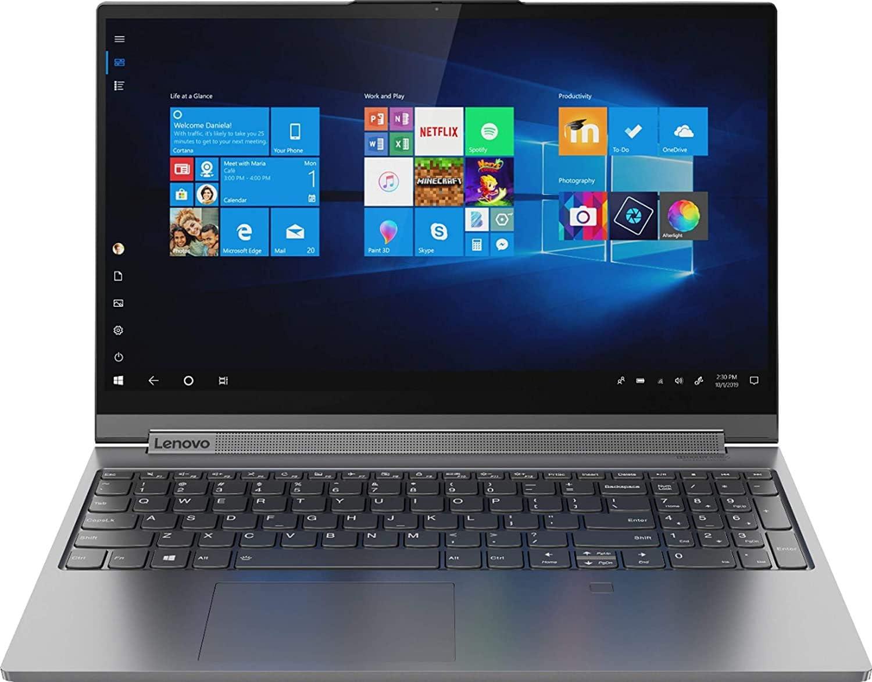 "Latest_Lenovo C940 15.6"" FHD IPS Touchscreen Glossy 500nits Display, 9th Generation Intel Core i7-9750H Processor, 16GB RAM, 512GB SSD (16GB RAM  NVIDIA GeForce GTX 1650)"