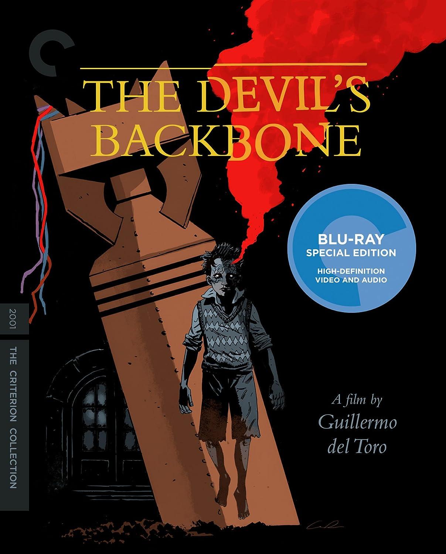 Amazon.com: The Devil\'s Backbone (Criterion Collection) [Blu-ray ...