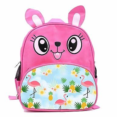 Boy Girl Children Backpack Nursery Toddler Lunch School Bag Rucksack