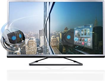 Philips 40PFL4508H/12 - Televisor LED 3D de 40 pulgadas, Full HD, 200 Hz: Amazon.es: Electrónica