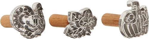 Chicago Metallic Vintage Pie Crust Cutters