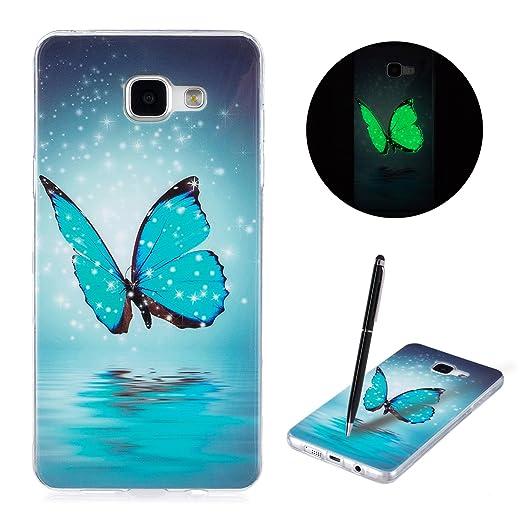 11 opinioni per CaseLover Samsung A5 2016 Cover, Galaxy A5 Custodia Morbida Silicone