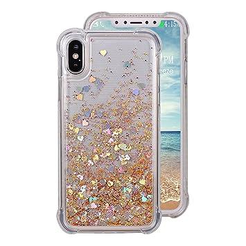 Amazon.com: Funda Gel iPhone X, iPhone X funda carcasa ...
