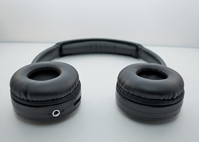Amazon.com: GMC Acadia Wireless DVD Headphones Kids Headset (Black): Car Electronics