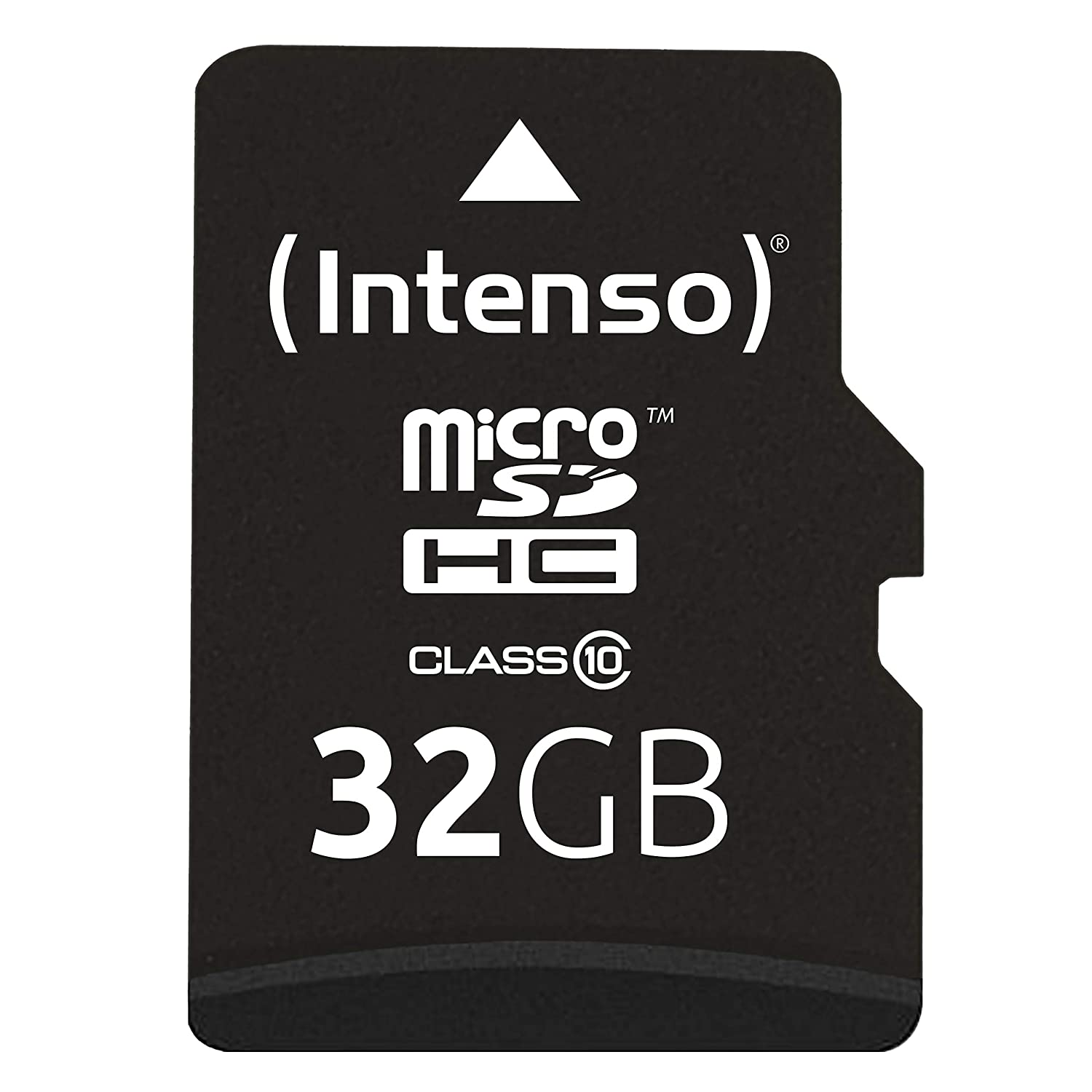 Amazon.com: Intenso 16GB Micro SD Card Class 10 (3413470 ...
